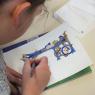 Projet Découverte du patrimoine médiéval Vézelay - Ecole primaire Max-Pol Fouchet Vézelay (89)
