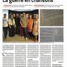 Revue de presse - Article Bien Public juillet 2014